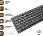 Клавиатура проводная Frime MoonFox USB (FLK18200) - изображение 5