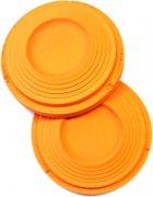 Мишень стендовая Hornet Holesov Standard 150 шт Orange (3340000) - изображение 1