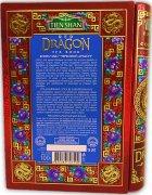 Чай черный байховый листовой Tien Shan Red Dragon жестяная банка 100 г (4820082707590) - изображение 2