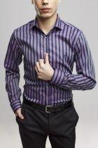 Рубашка приталенная Frantini PK15101 S (2022216226171) - изображение 1