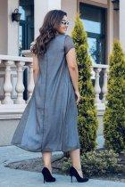Платье ALDEM 1925 52 Серое (2000000423081_ELF) - изображение 3