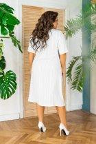 Платье ALDEM 2008 54 Белое (2000000442488_ELF) - изображение 2