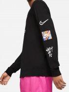 Лонгслів Nike M Nsw Tee Ls Wild Futura DB6137-010 M (194502443745) - зображення 4