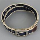 Ремінь Traum 8718-57 Темно-синій (4820008718570) - зображення 2