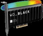 Western Digital Black AN1500 SSD NVMe 4TB PCIe 3.0 (WDS400T1X0L) - зображення 2