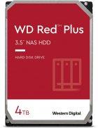 Жорсткий диск Western Digital Red Plus 4TB 5400rpm 128МB WD40EFZX 3.5 SATA III - зображення 1