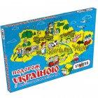 Настольная игра «Путешествие по Украине» Strateg (059) - изображение 2