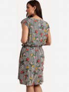 Платье Le Bourdon 110FM/VIS-35 52UA Серое (NB2000001104866) - изображение 3