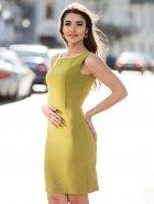 Платье Le Bourdon 031FM/KR-71 54UA Зеленое (NB2000001103111) - изображение 3