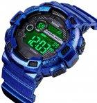 Чоловічий годинник Skmei 1243BOXGPL Gradient Purple BOX - зображення 3