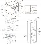 Духовой шкаф электрический HOTPOINT ARISTON FA4S 841 J IX HA - изображение 20