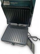 Гриль c терморегулятором притискної Електрогриль Rainberg RB-5403 2500W Black (SBN43672) - зображення 7