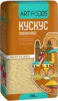 Крупа ArtFoods Кускус пшеничный 1 кг (4820191592568) - изображение 1