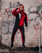 Спортивный костюм DNK MAFIA BenimaruR XL чёрно-красный BeR04 - изображение 3