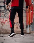 Спортивный костюм DNK MAFIA BenimaruR XL чёрно-красный BeR04 - изображение 6