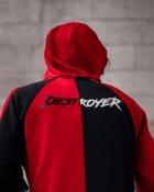 Спортивный костюм DNK MAFIA BenimaruR XL чёрно-красный BeR04 - изображение 7