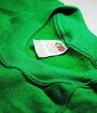 Реглан Fruit of the Loom Classic raglan sweat XL Яскраво-зелений (062216047XL) - зображення 3