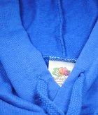 Толстовка Fruit of the Loom Lightweight hooded sweat XXL Яскраво-синій (0621400512XL) - зображення 3