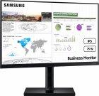 """Монітор 24"""" Samsung LF24T450 Black (LF24T450FQIXCI) - зображення 5"""