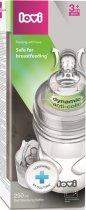 Бутылочка для кормления Lovi Super vent Самостерилизующаяся 250 мл (21/570) (5903407215709) - изображение 2