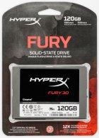 "Kingston SSD HyperX Fury 3D 120GB 2.5"" SATAIII TLC (KC-S44120-6F) - зображення 5"