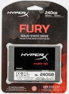 "Kingston SSD HyperX Fury 3D 240GB 2.5"" SATAIII TLC (KC-S44240-6F) - изображение 5"