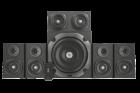 Акустическая система Trust Vigor 5.1 surround speaker system for pc - black (22236) - изображение 2
