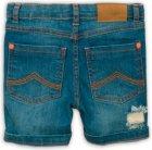 Шорти джинсові Minoti Good 7 12974 110-116 см Сині (5059030299859) - зображення 2