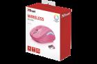 Миша Trust Yvi FX Wireless Mouse - pink (22336) - зображення 5