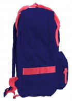 Рюкзак подростковый Yes ST-24 Navy peony 36 x 25.5 x 13.5 см Синий - изображение 2