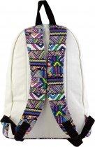 Рюкзак подростковый Yes ST-33 Ethiopia beige 40.5 x 27.5 x 16 см - изображение 4