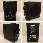 Комплект акустики 5в1 домашний кинотеатр ERAEAR EV 5 100W (USB/FM-радио/Bluetooth) - изображение 3