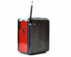 Радиоприемник GOLON RX-9100 колонка с MP3 USB SD портативное радио - зображення 2