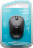 Мышь Rapoo M10 Plus Wireless Black - изображение 4