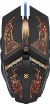 Мышь Defender Halo Z GM-430L Black (52430) - изображение 1
