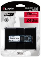 Kingston SSD SSDNow A400 240GB M.2 2280 SATAIII TLC (SA400M8/240G) - изображение 3
