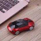 Мишка-машинка HO China бездротова червона - зображення 2