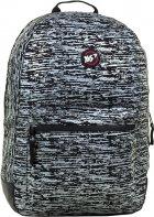 Рюкзак молодежный YES R-02 Agent Reflective унисекс 0.38 кг 32x47x14 см 21 л Серый (558518) - изображение 1