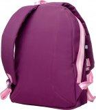 Рюкзак молодежный YES T-94 Tusa женский 0.5 кг 30x42x15 см 19 л Сливовый (558469) - изображение 4