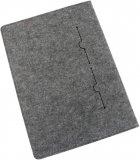 """Чохол для ноутбука Traum 13"""" з додатковим чохлом для БЖ Dark Grey (7112-45) - зображення 5"""
