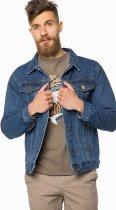 Джинсова куртка MR520 MR 102 1661 0219 S Dark Blue (2000099784940) - зображення 6