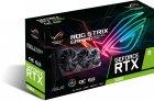 Asus PCI-Ex GeForce RTX 2060 ROG Strix Gaming EVO OC 6GB GDDR6 (192bit) (1365/14000) (2 x HDMI, 2 x DisplayPort) (ROG-STRIX-RTX2060-O6G-EVO-GAMING) - зображення 6