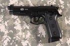 Пістолет пневматичний SAS (Taurus PT99) Blowback. Корпус - метал (2370.14.28) - зображення 3