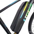Электровелосипед TRINX E-Bike X1E 17 Matt-Black-Green-Blue (X1EMBGB) - изображение 3