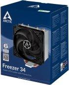 Кулер Arctic Freezer 34 (ACFRE00052A) - изображение 10