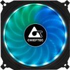 Набор Chieftec RGB-вентиляторов Tornado 3in1 (CF-3012-RGB) - изображение 3