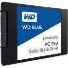 """Накопичувач SSD 2.5"""" 500GB Western Digital (WDS500G1B0A) - зображення 3"""