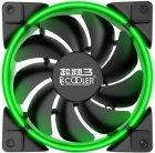 Кулер PcCooler Corona 120 мм Green LED - изображение 1