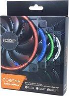 Кулер PcCooler Corona 120 мм Blue LED - изображение 7