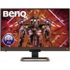 Монітор BENQ EX2780Q Brown-Black - зображення 1